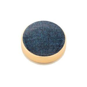 couvre bouton bleu button spirit